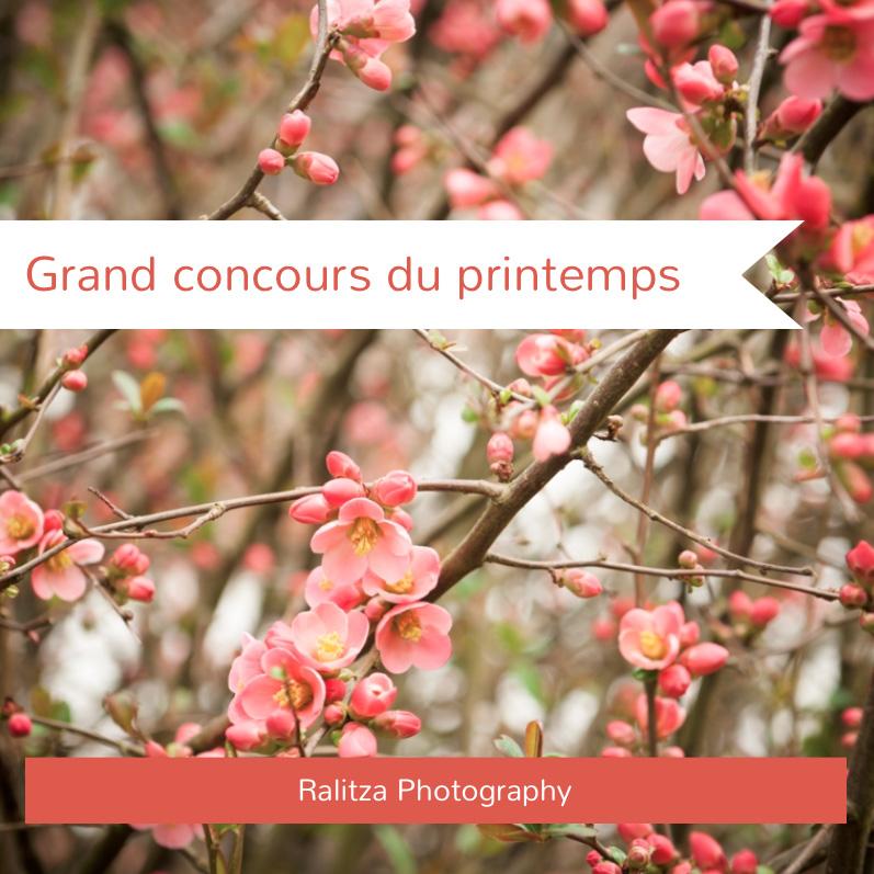 Grand concours du printemps