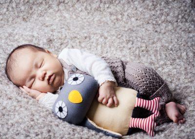 Photos de nouveau-né