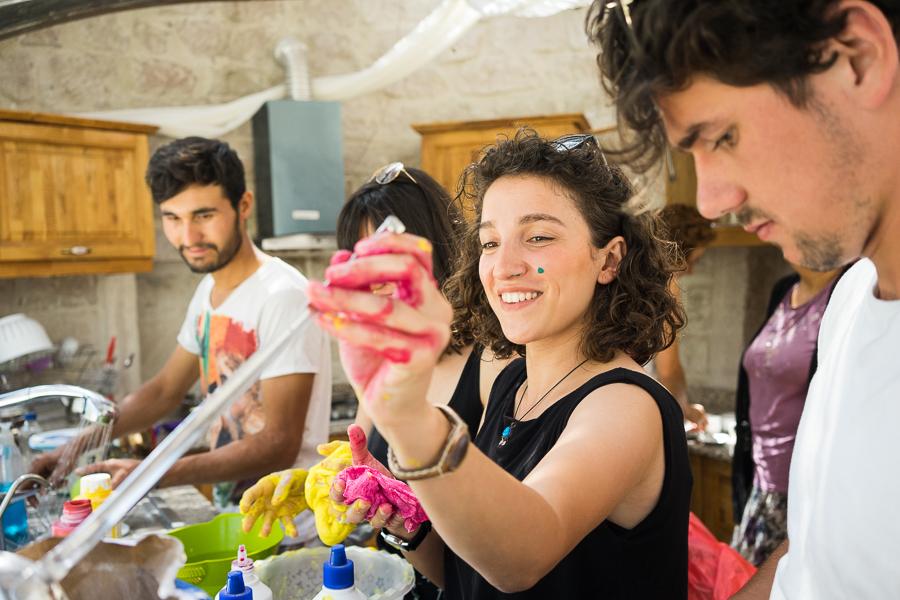 NGO work Turkey